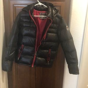 Guess men's quilted jacket